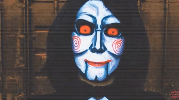 Billy The Puppet From Jigsaw
