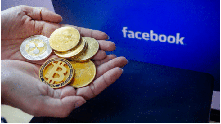 facebook and coins